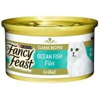 Fancy Feast Adult Cat Food Grilled Ocean Fish
