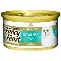 Fancy Feast Adult Cat Food Grilled Ocean Fish
