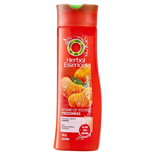 Herbal Essences Shampoo None Of Your Frizzness