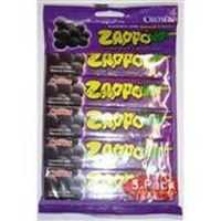 Zappo Fruit Chews Grape
