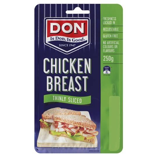 Don Chicken Roast Shaved