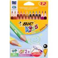 Bic Kids Colouring Pencils Triangular