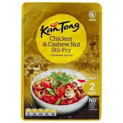 Kan Tong Inspirations Stir Fry Sauce Chicken & Cashew Nut