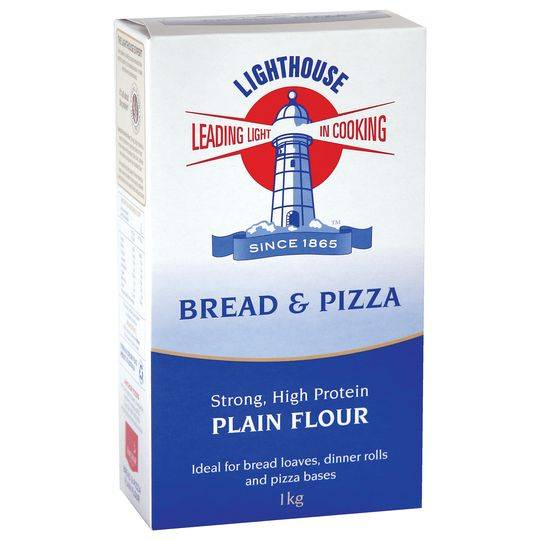 Lighthouse Bread And Pizza Plain Flour