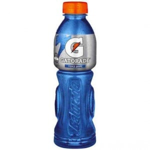 Gatorade Fierce Grape Sport Bottle