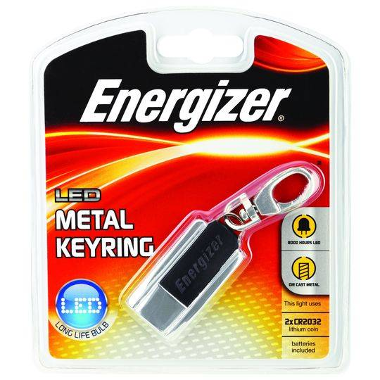 Energizer Flashlight Led Keyring