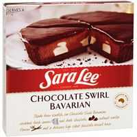 Sara Lee Bavarian Chocolate Swirl