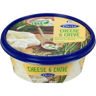 Chris' Dips Cheese & Chive