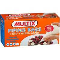 Multix Cake Decoration Piping Bags