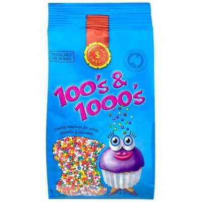 Dollar Sweets Sprinkles 100s & 1000s