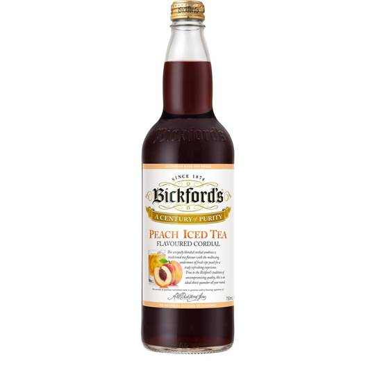 Bickfords Peach Tea Cordial
