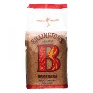 Billingtons Specialty Sugar Demerara