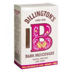 Billingtons Specialty Muscovado Dark Sugar