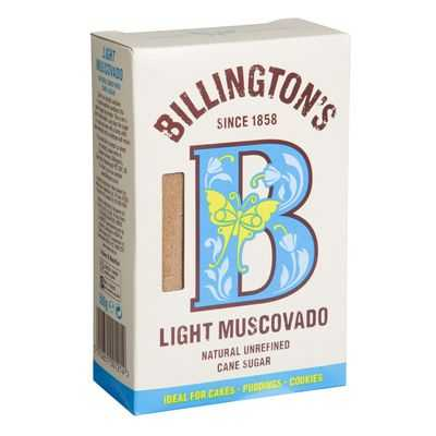 Billingtons Specialty Sugar Muscovado Light