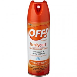 Off Skintastic Insect Repellent Aerosol Spray