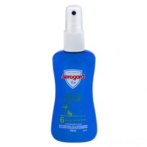Aerogard Insect Repellent Tropical Pump Spray