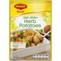 Maggi Herb Potatoes Recipe Base