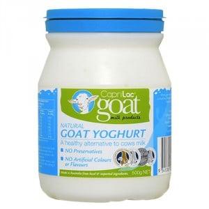 Caprilac Natural Goat Yoghurt