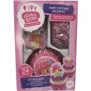 Creative Kitchen Fairy Cake Decorating Kit