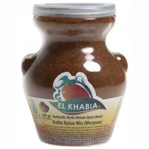 El Khabia Kofta Spice Mix (merguez) Jar
