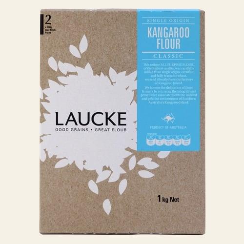 Laucke Kangaroo Plain Flour