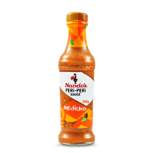Image of Nando's Medium PERi-PERi Sauce 250g
