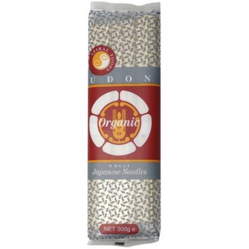 Spiral Pasta Udon Noodles Organic