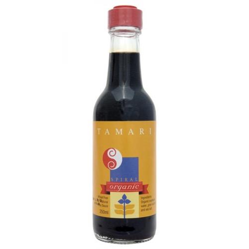Spiral Tamari Sauce Organic