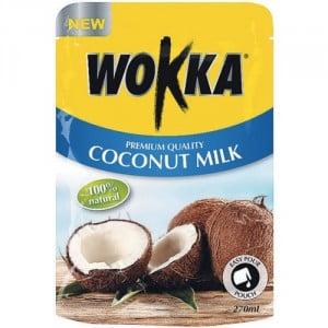 Wokka Coconut Milk