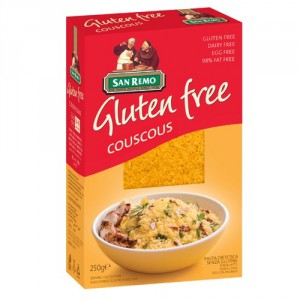 san remo gluten free cous cous rate it