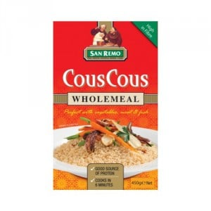 san remo wholemeal cous cous rate it
