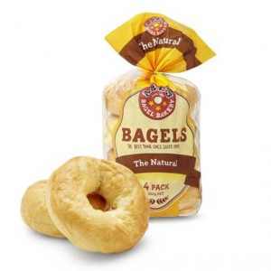 Abe's Bagels Natural