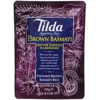 Tilda Microwave Steamed Brown Basmati Rice