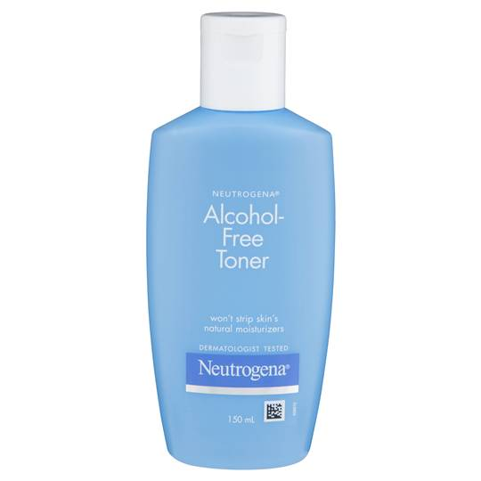 Neutrogena Toners Alcohol Free