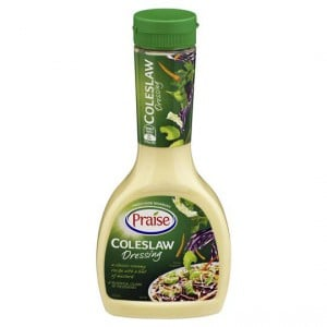 Praise Dressings Coleslaw