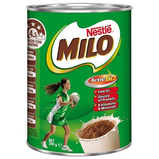 Milo Chocolate Malt