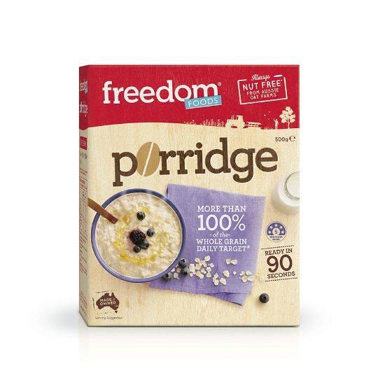 Freedom Foods Muesli Quick Oats