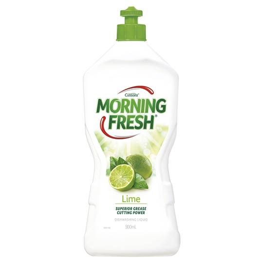 Morning Fresh Dishwashing Liquid Lime Fresh Baking Soda