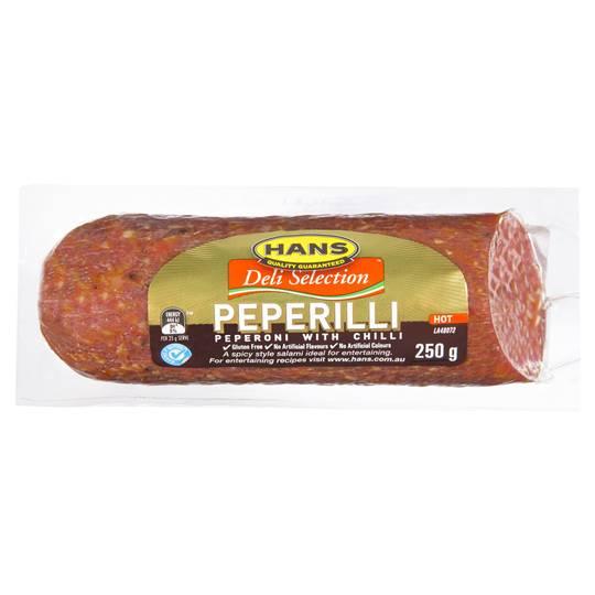 Hans Salami Peperilli