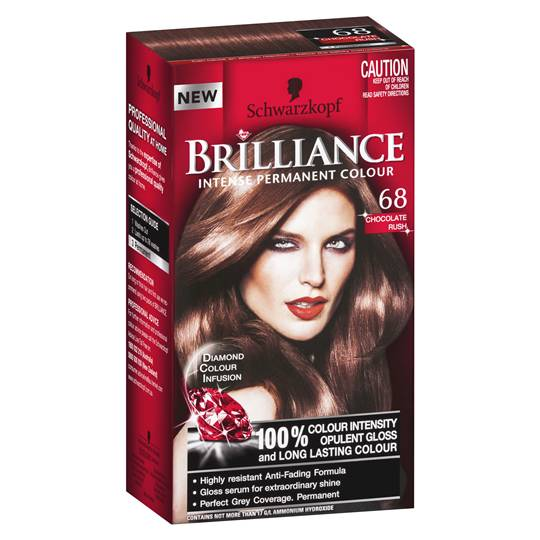 Schwarzkopf Brilliance 68 Chocolate Rush