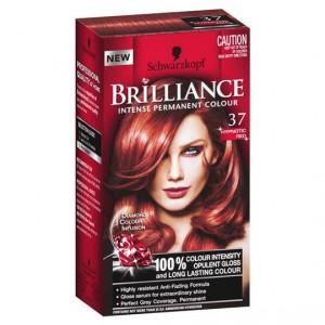 Schwarzkopf Brilliance 37 Hype Red