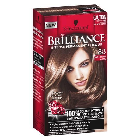 Schwarzkopf Brilliance 88 Dark Brown