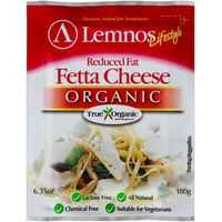 Lemnos Organic Fetta Cheese