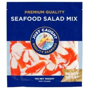 Just Caught Seafood Salad Mix