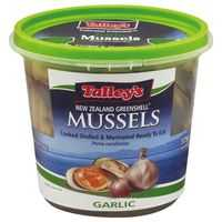 Talleys Chilled Mussels Marinated Garlic