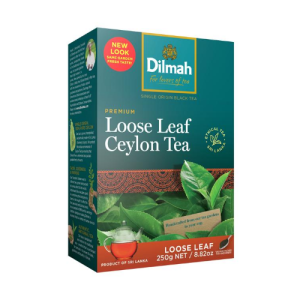 Image of Dilmah Premium Quality Loose Leaf Tea 250g