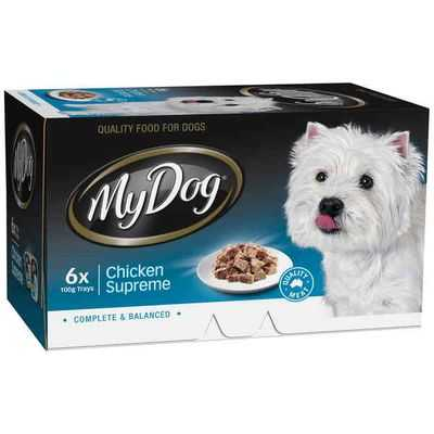 My Dog Adult Dog Food Chicken Supreme