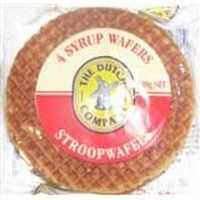 The Dutch Company Confectionary 4 Syrup Wafers