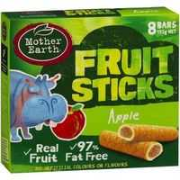 Mother Earth Fruit Sticks Apple