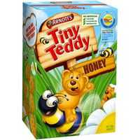 Arnott's Tiny Teddy Honey